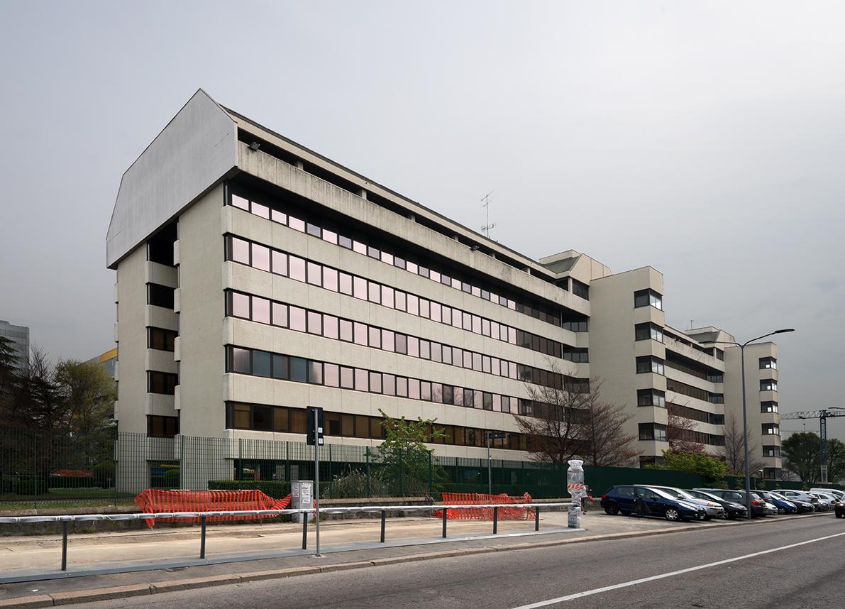 l'edificio di via Chiese COM'ERA
