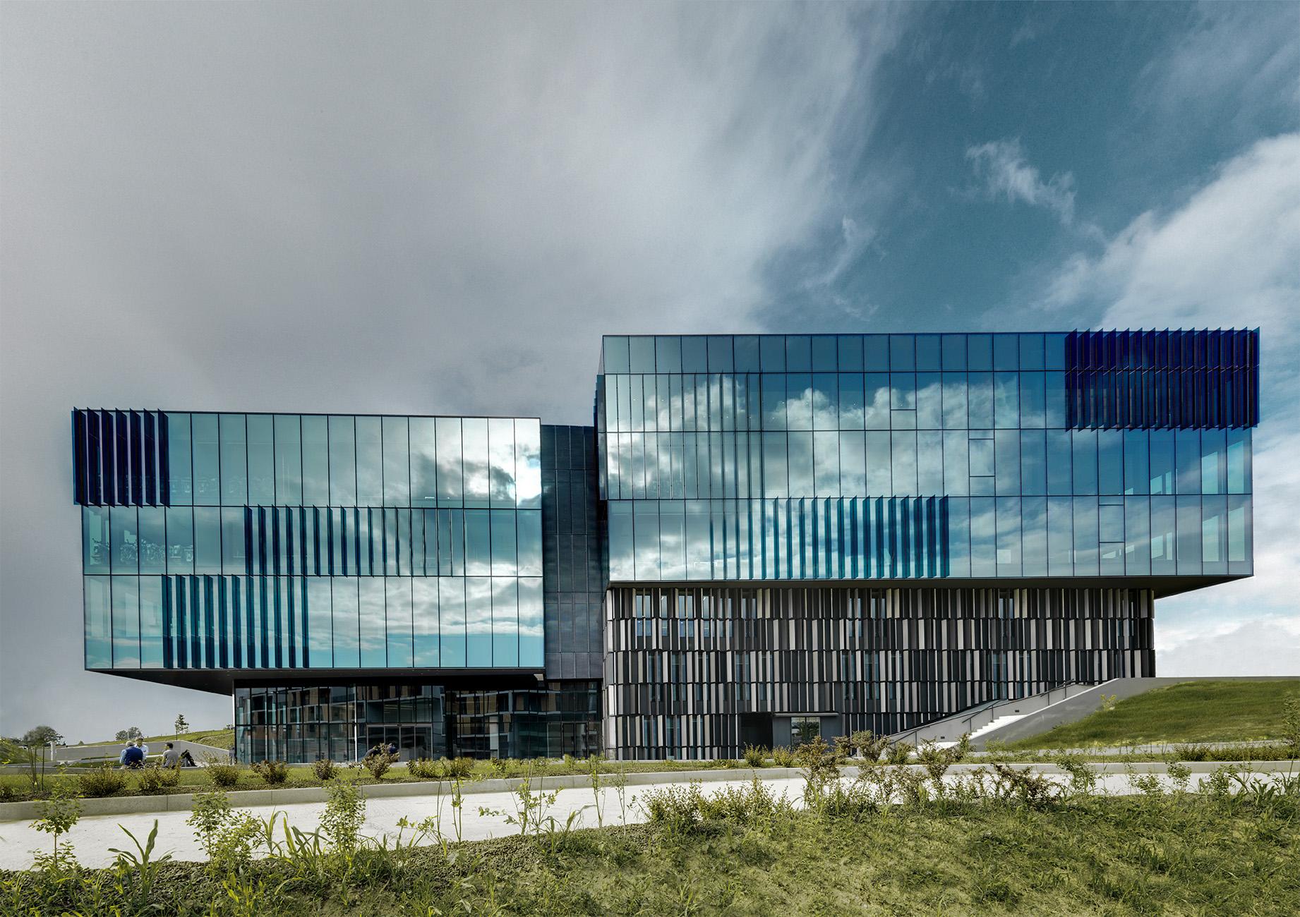 NESTLE' Headquarters, Milano Mirafiori, @Andrea Martiradonna