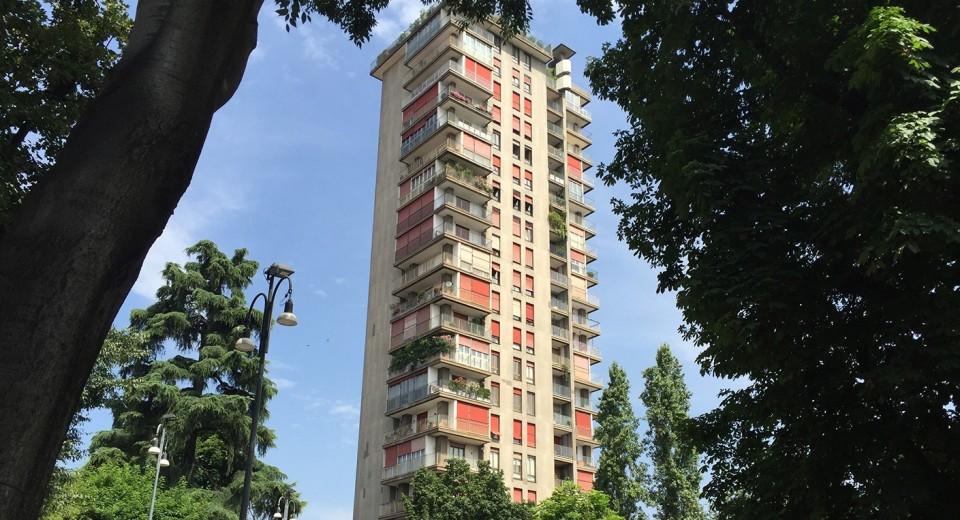 Torre al parco milano zero for Via magistretti milano