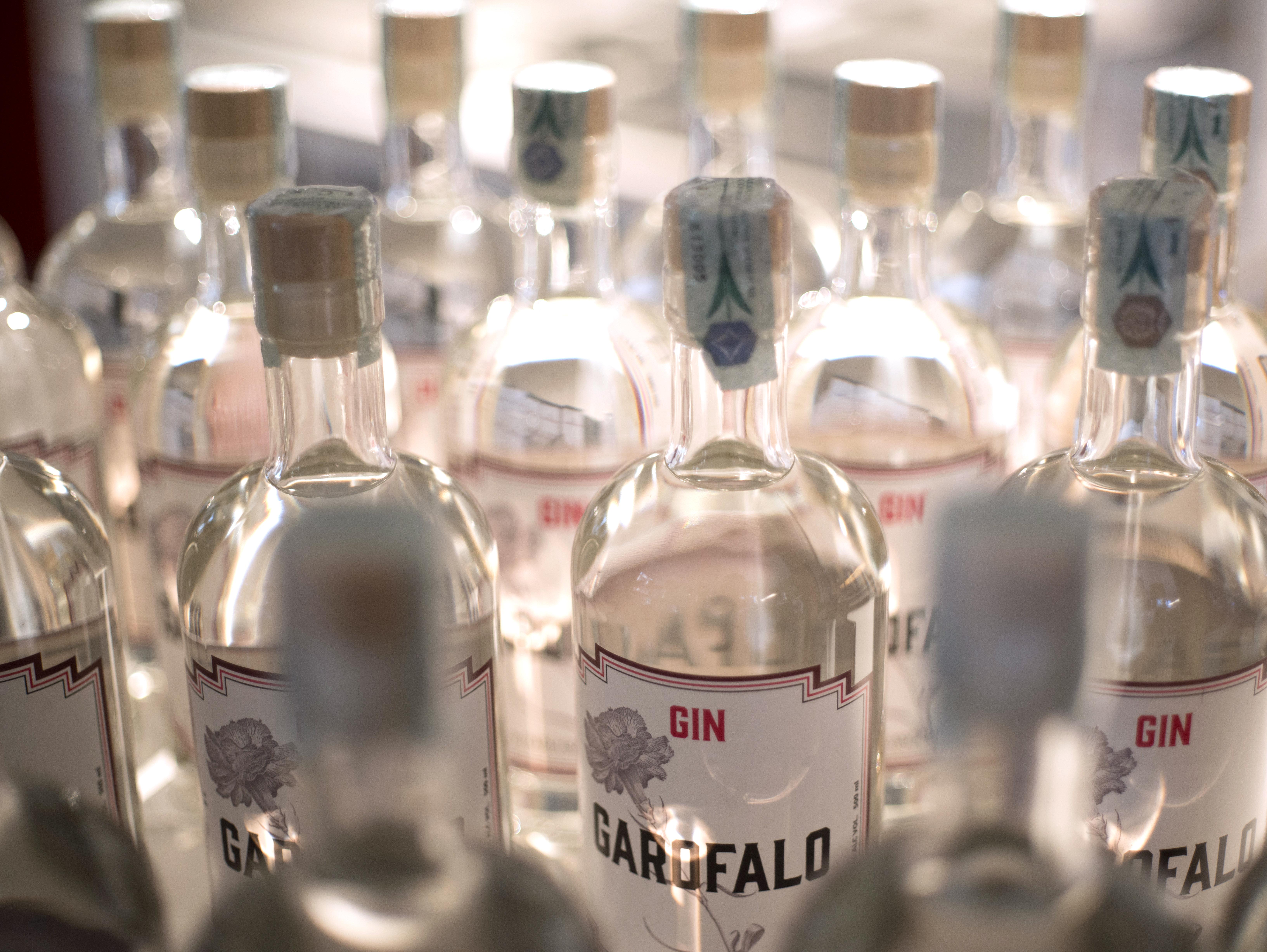 Garofalo Gin, Natale 2017