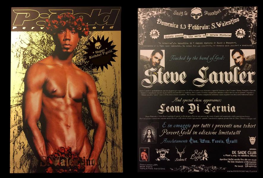 pervert gold santi e lawler e leone di lernia