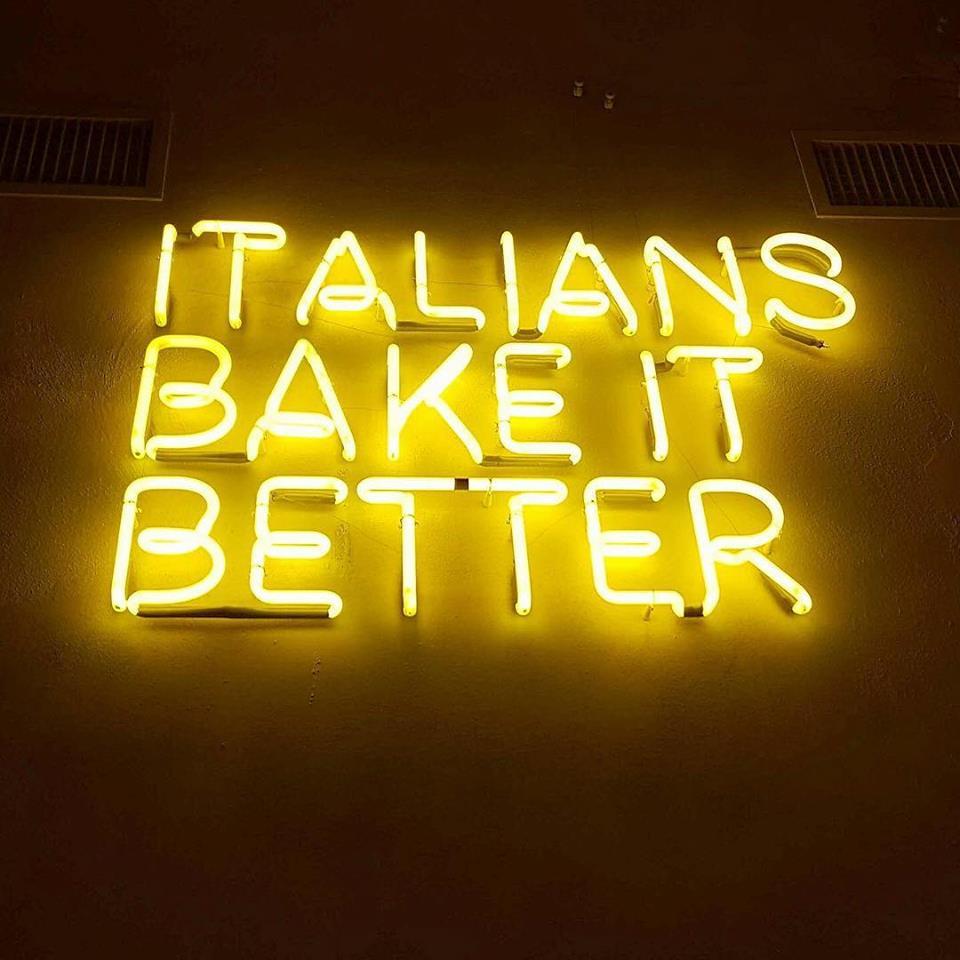 Risultati immagini per italians bake it better