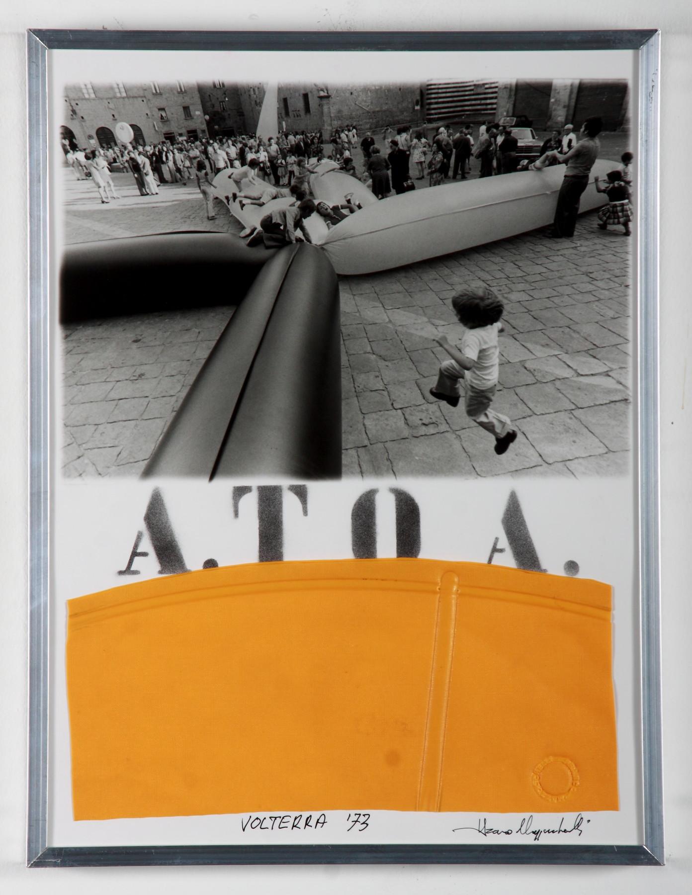 ATOA018 - VOLTERRA 1973 - 40,6X30,5