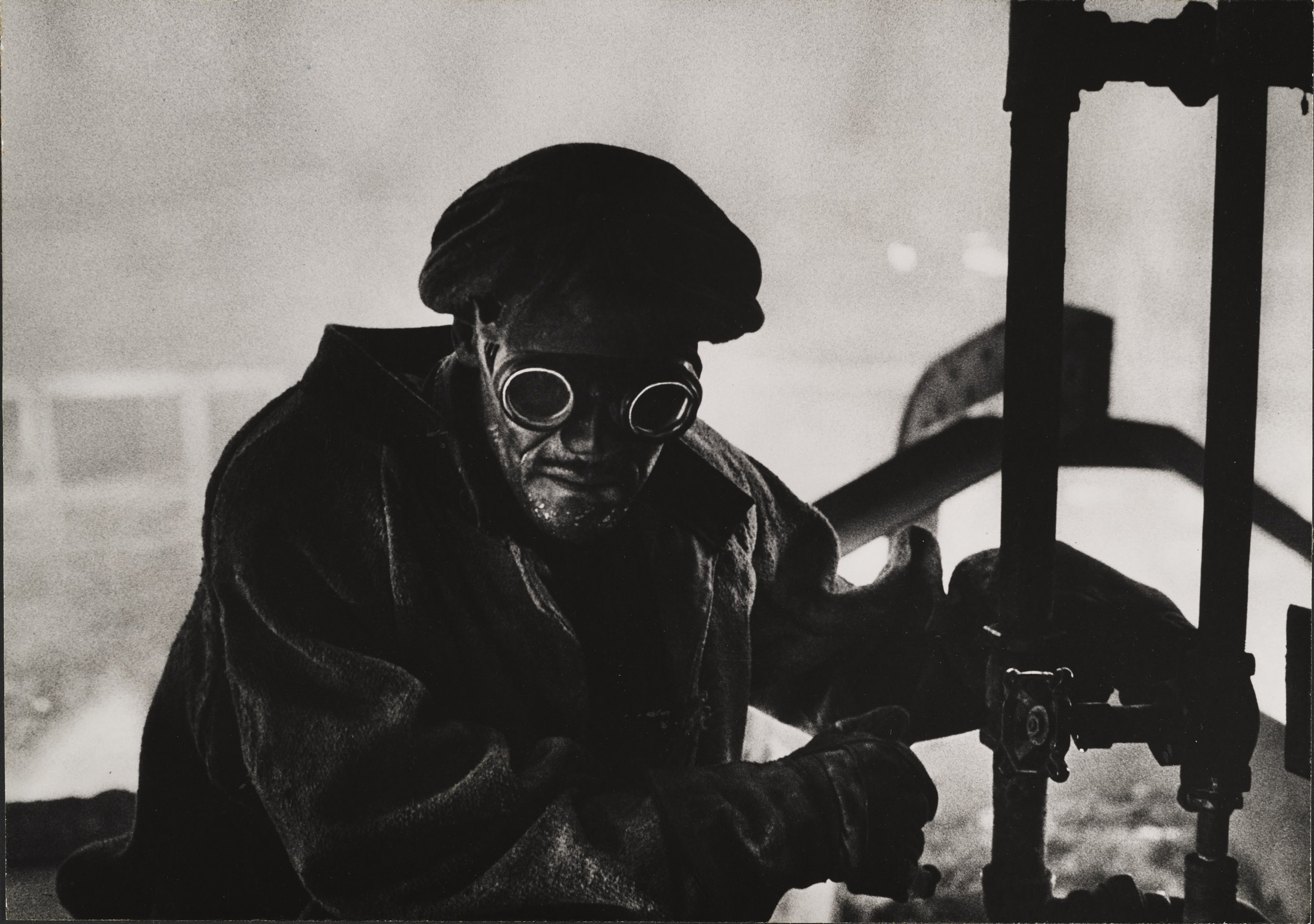 Eugene Smith_Steelworker