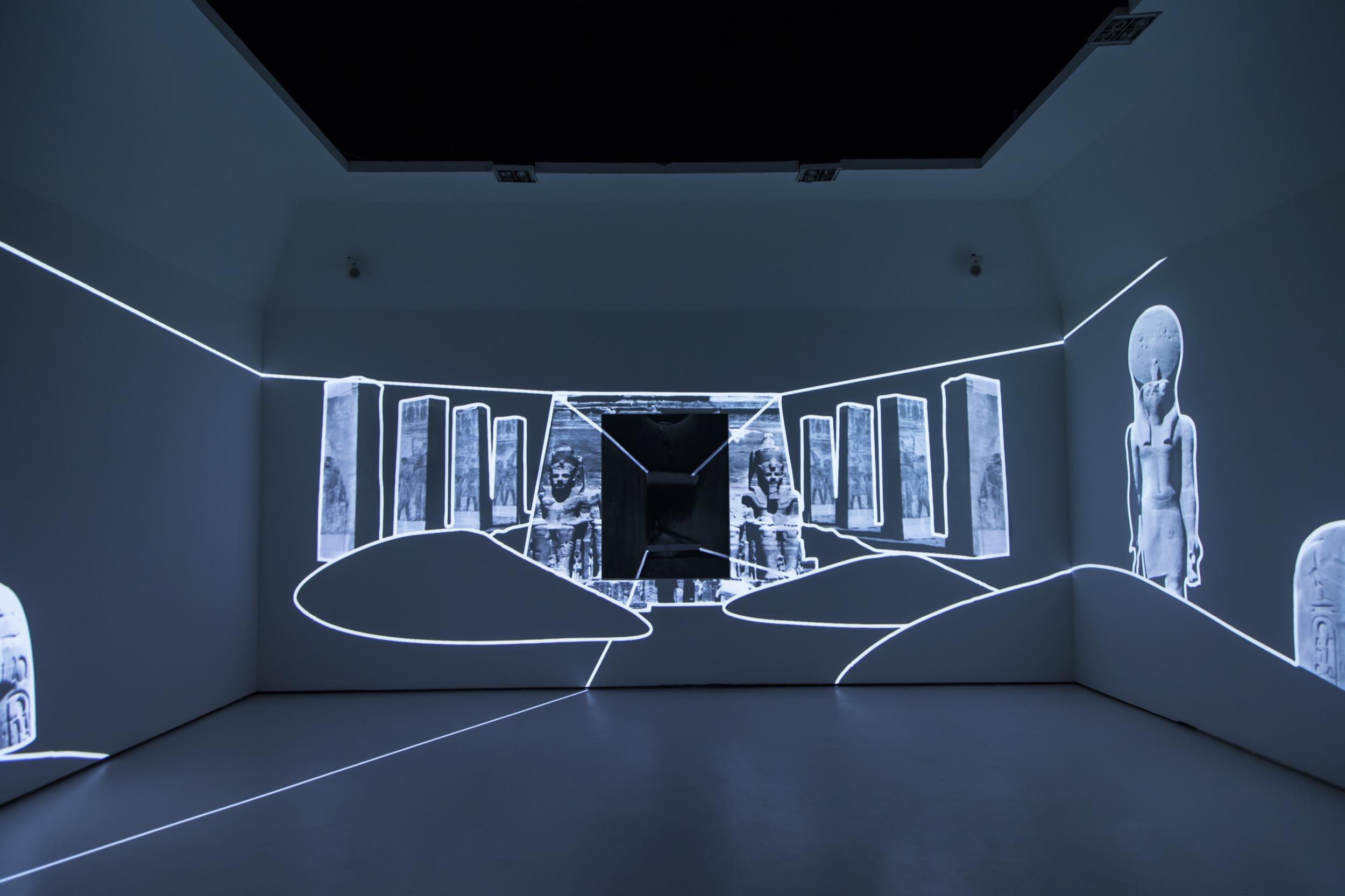 sala 4 Cyclopica Triennale di Milano