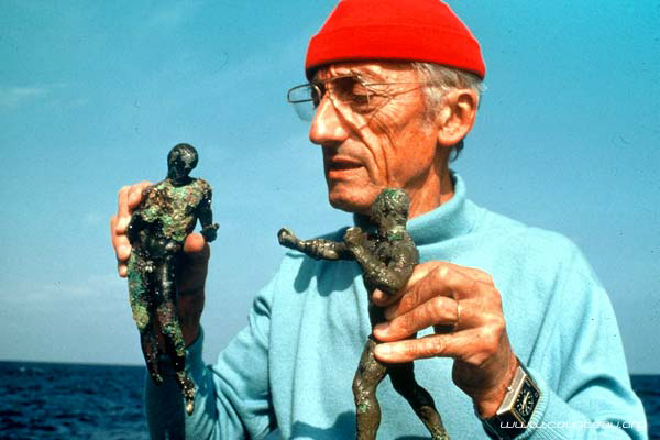 The sea project, Cousteau