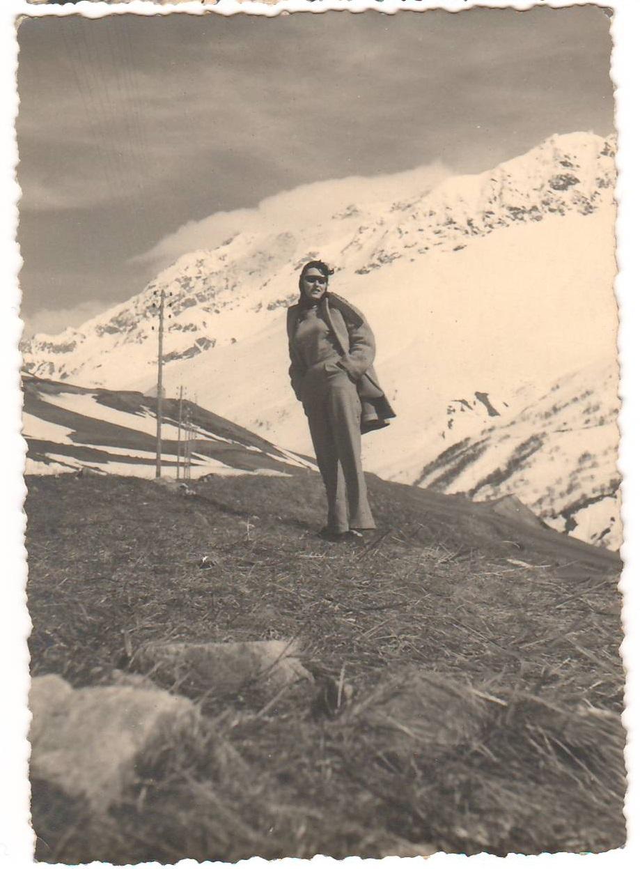 Svizzera, Passo San Bernardino, 1950
