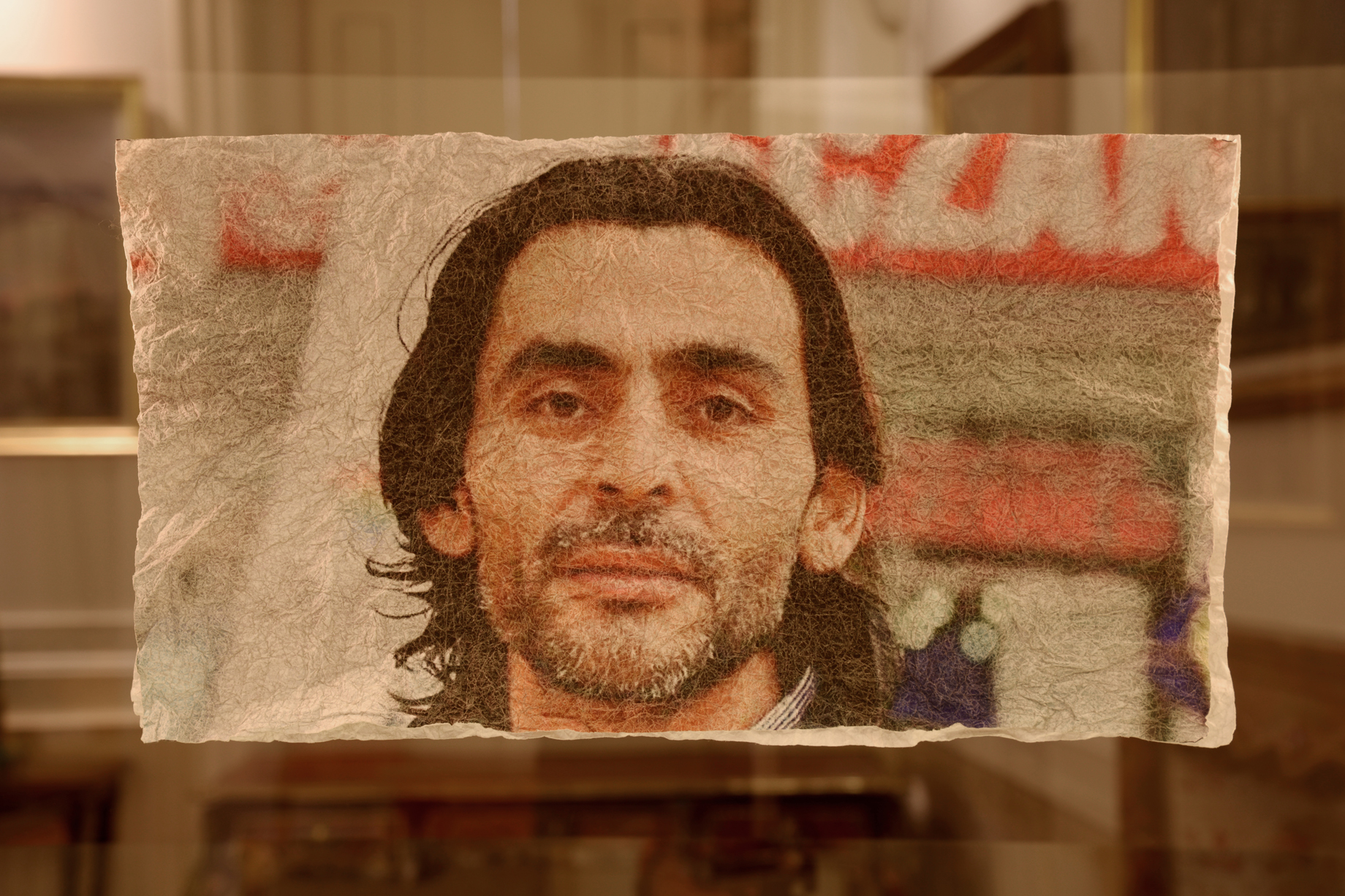 Nasan Tur, Memory as Resistance, Fondazione Pini