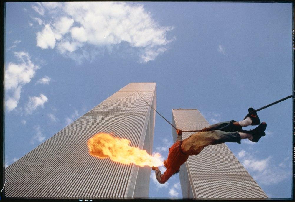 Unsuccessful Attack To The World Trade Center.