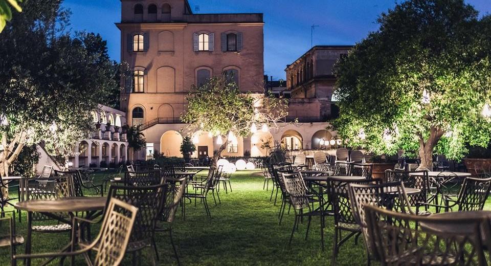 Domina roma zero for Giardino orticoltura firenze aperitivo