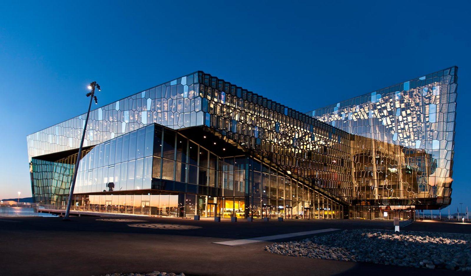 La location del Sónar Reykjavik