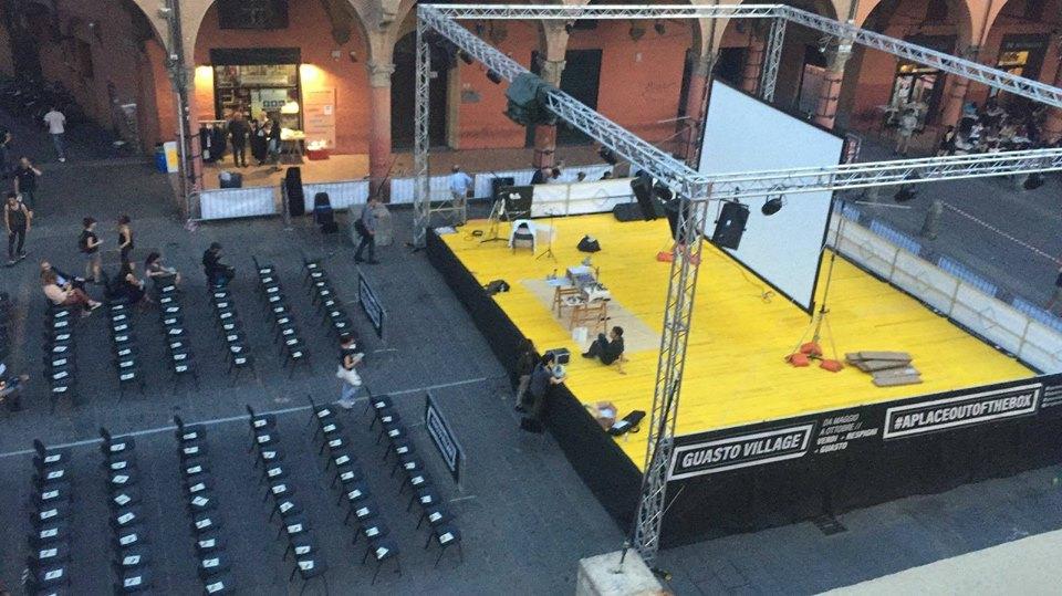 palco piazza verdi