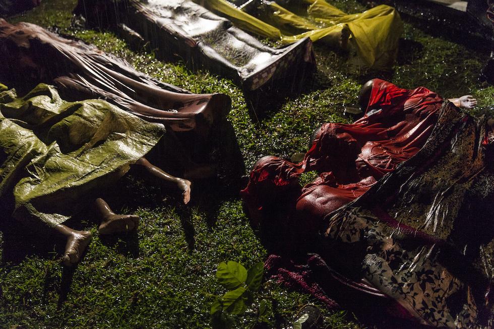 Patrick Brown, Rohingya Crisis