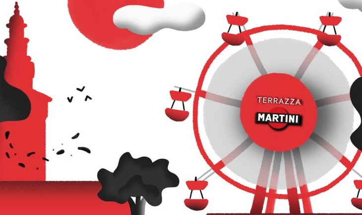 Inaugurazione: Terrazza Martini Temporary | Terrazza Martini ...