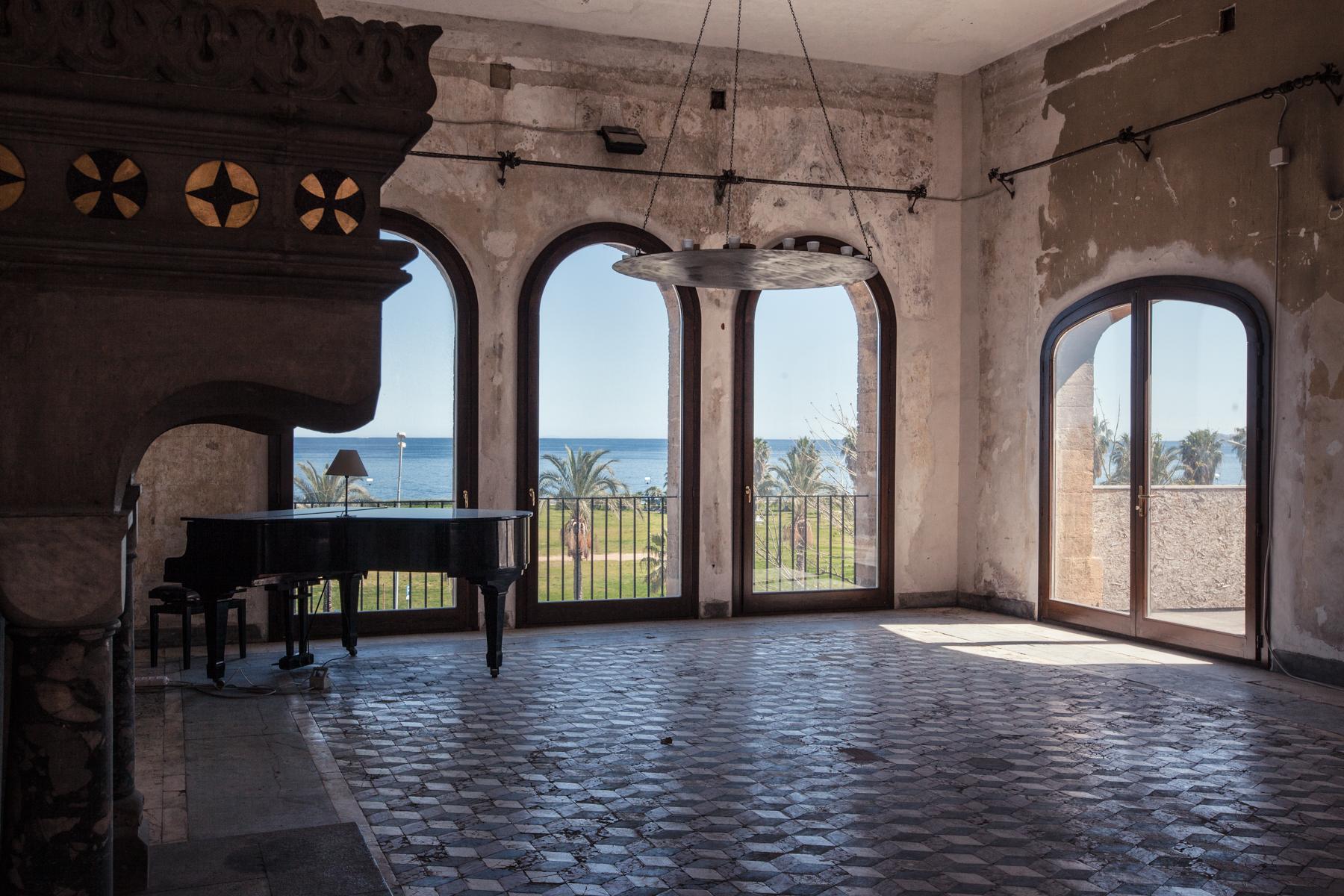 Palazzo Forcella De Seta, Photo by Cave Studio