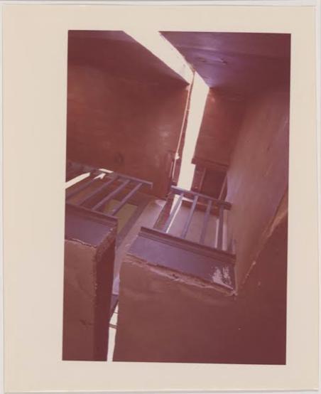 Gordon Matta Clark, Splitting, 1974