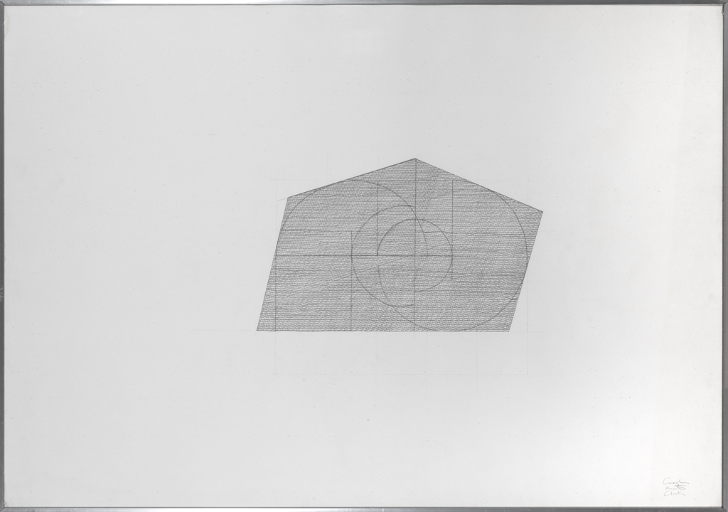 Gordon Matta Clark. Accumulation Reduction, 1975