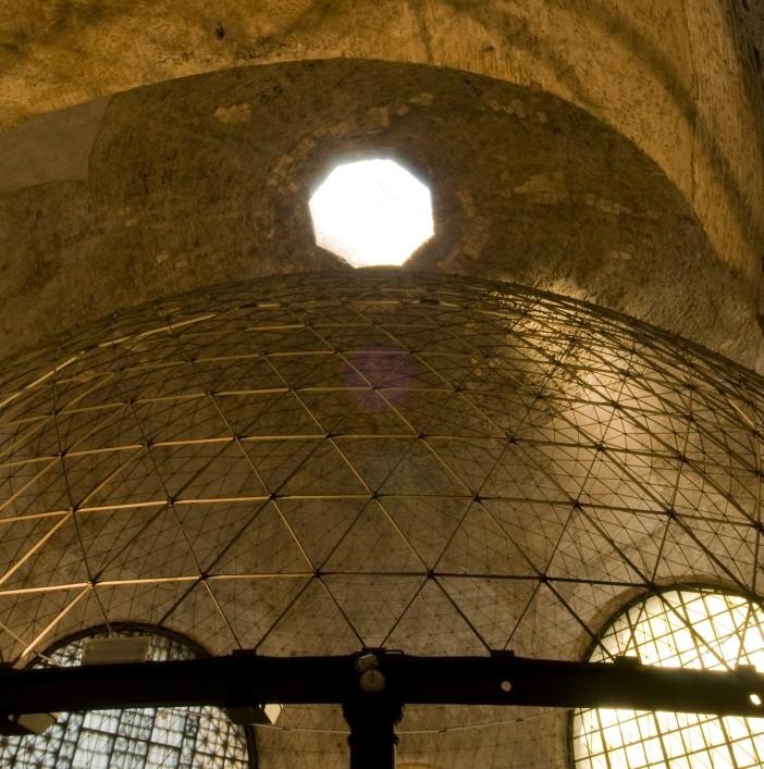Il Planetario dell Terme.