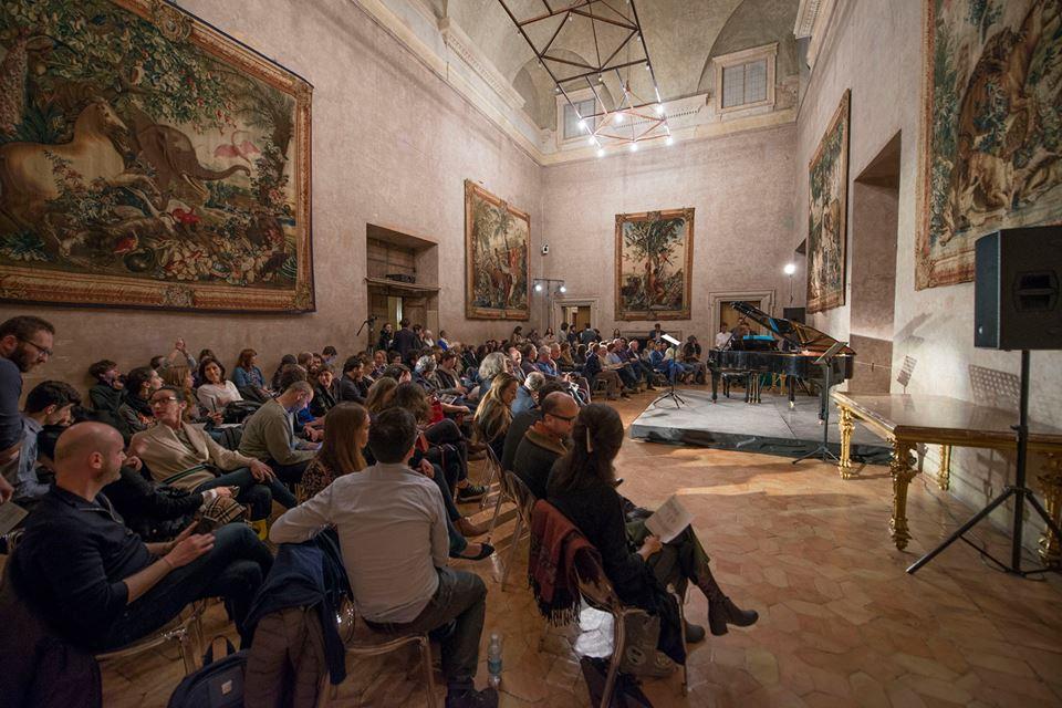 I Giovedì della Villa a Villa Medici.