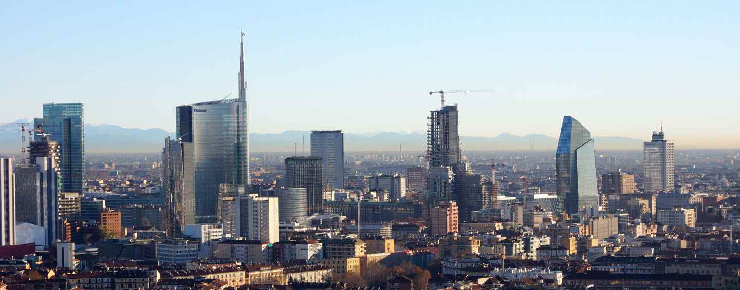 Milano guarda in alto | Zero