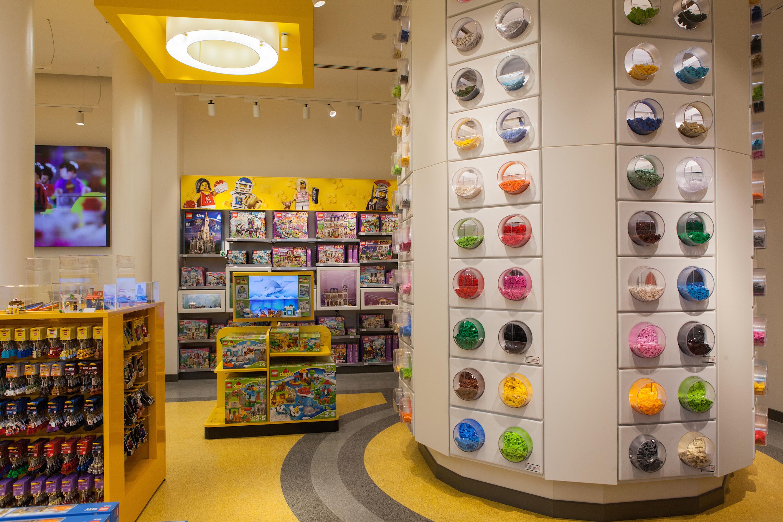 Unicredit Tower By Lego Store Al Fuorisalone Zero