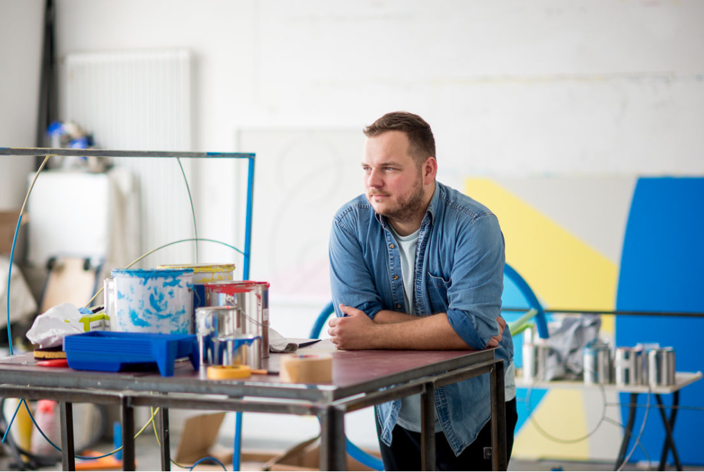 In Conversation – Stefano Perrone, Przemek Pyszczek